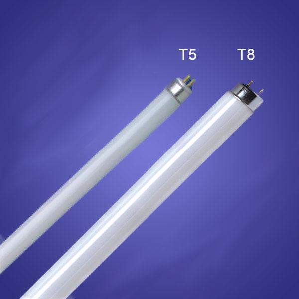 het verschil tussen t5 en t8 aquarium verlichting